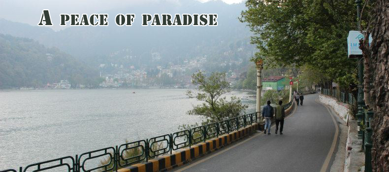 stay near the Lake Bhimtal