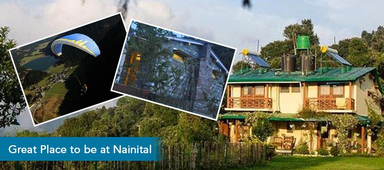 Great Place to be at Bhimtal, Nainital