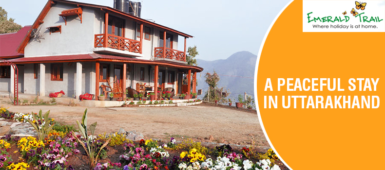 Peaceful holiday home Bhimtal